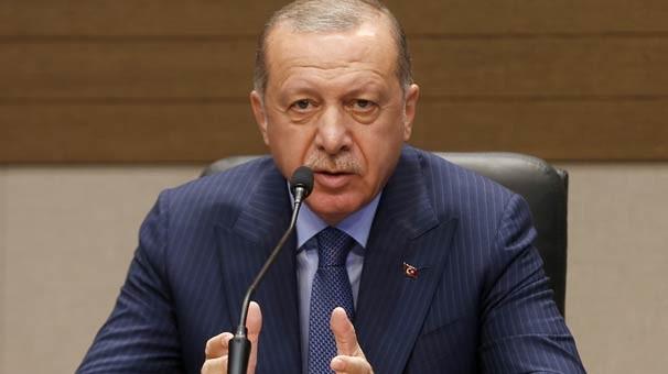 Cumhurbaşkanı Erdoğan'dan MHP'nin af teklifine ilk yorum!