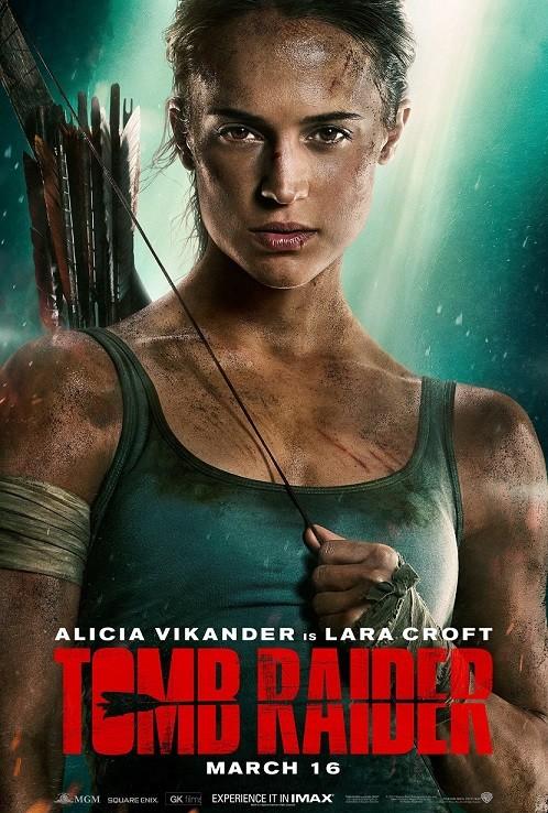 Tomb Raider - 2018 1080p DUAL - TR/ENG