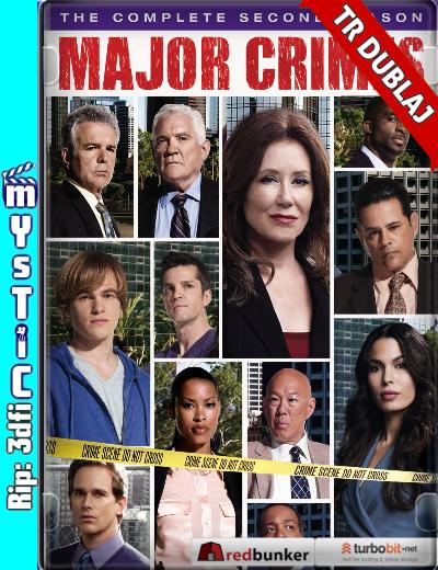 Major Crimes – Büyük Suçlar Şubesi (2012–) 2. Sezon İlk 8 Bölüm ( 720p WEBDL ) Türkçe Dublaj 3dfi dizi indir
