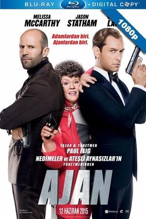 Ajan – Spy 2015 BluRay 1080p x264 DuaL TR-EN – Tek Link