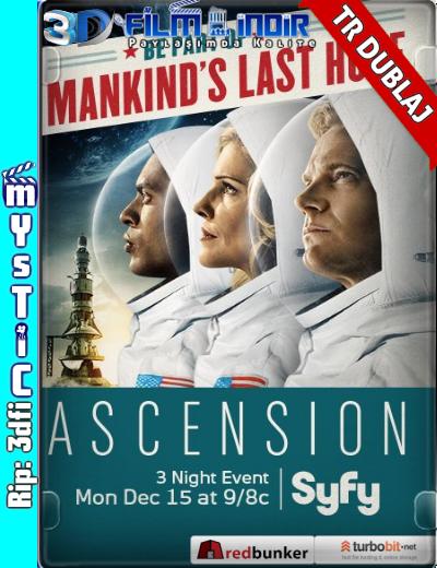Ascension (2014–) 1. Sezon Tüm Bölümler 6 Bölüm ( 720p WEBDL ) Türkçe Dublaj 3dfi dizi indir