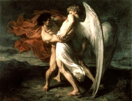 Расшифровка Торы: С кем боролся Иаков?