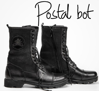 erkek postal bot