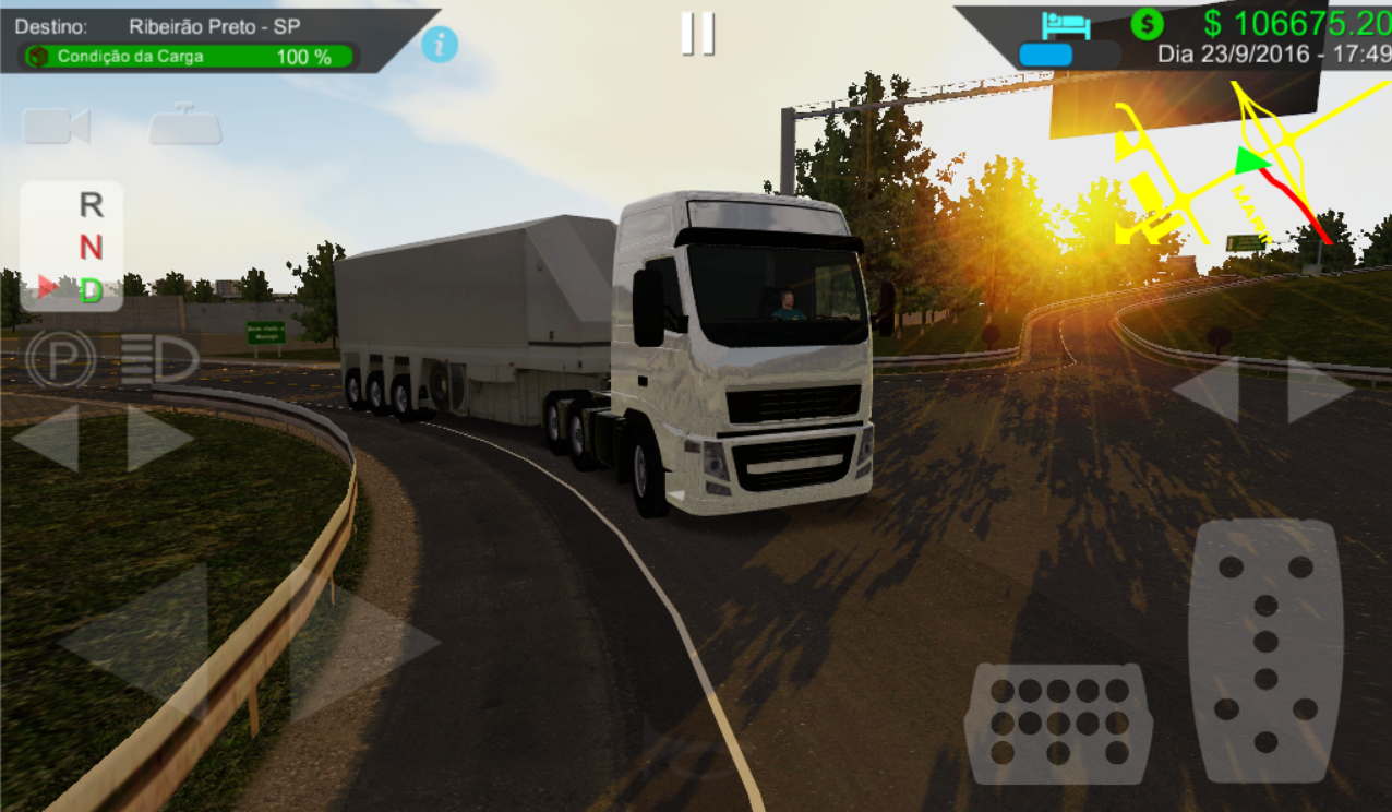 Heavy Truck Simulator Android