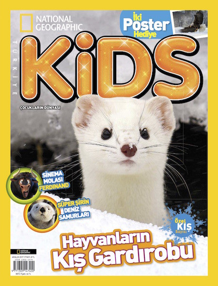 National Geographic Kids Aralık 2017