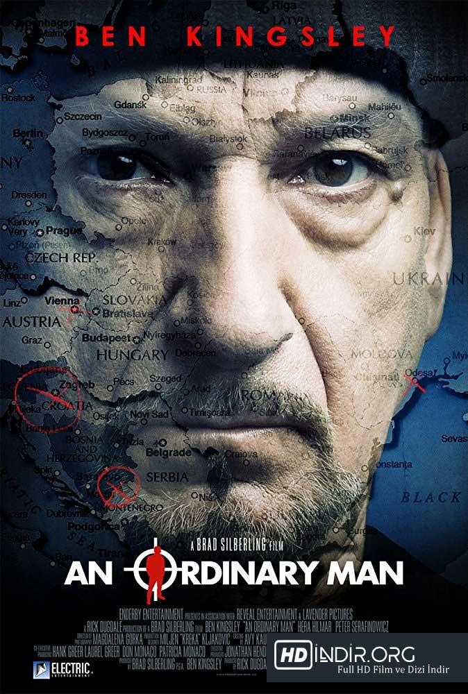 Sıradan Bir Adam - An Ordinary Man (2017) Türkçe Dublaj HD İndir