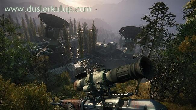 WGZDYm Sniper Ghost Warrior 3 2017 Savaş Oyununu Full Son Sürüm İndir