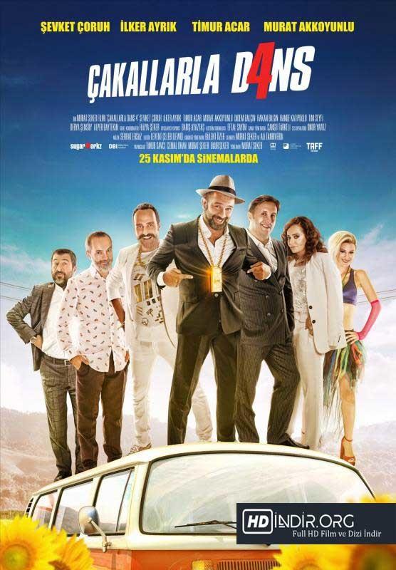 Çakallarla Dans 4 (2016) Yerli Film HD - Film indir