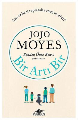 Jojo Moyes Bir Artı Bir Pdf E-kitap indir
