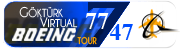 777-747 Tour - 777-747 turunu tamamlayan uyelere verilir.