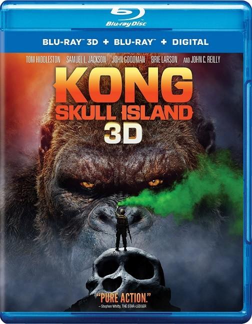 Kong: Kafatası Adası - Kong: Skull Island - 2016 - 3D Half-SBS - DuaL ( TR-EN)
