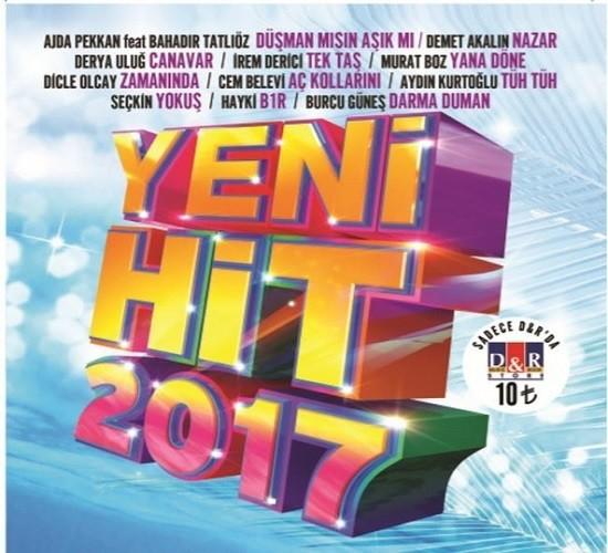 Çeşitli Sanatçılar Yeni Hit 2017 full albüm indir