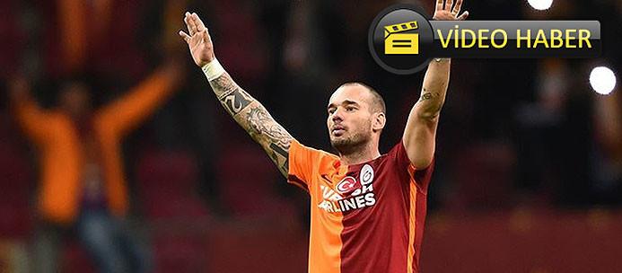 Sneijder, Türkiye'ye böyle gelmişti...
