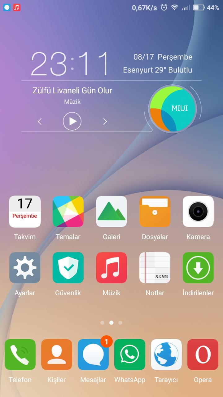 VivoX Theme [Update v1 2 ( 17 08 2017)] - Themes - Xiaomi
