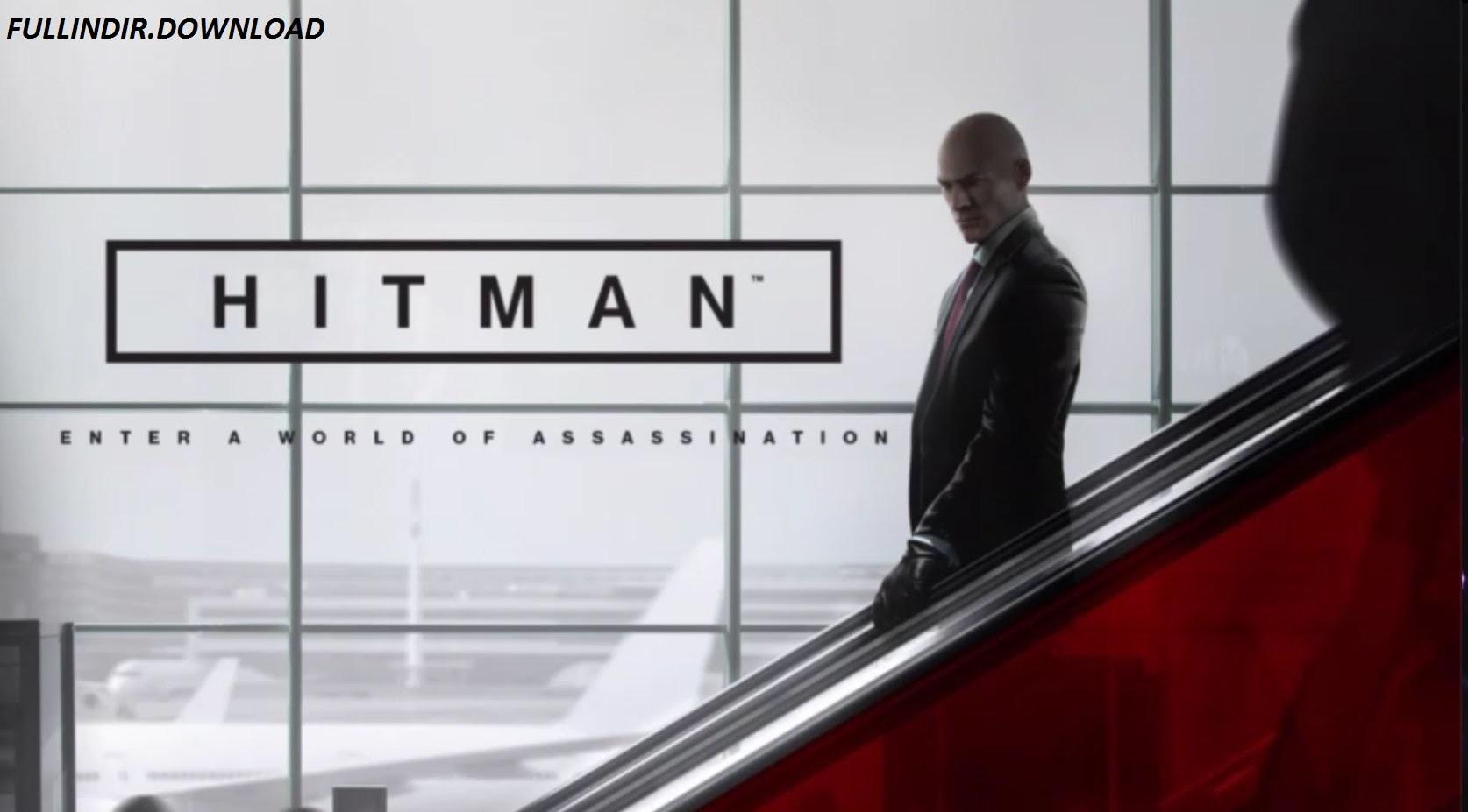 Hitman Enter a World of Assassination Full Torrent indir