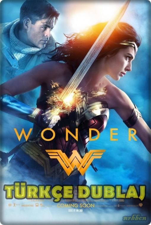 Wonder Woman 2017 (Türkçe Dublaj) HDTS XviD