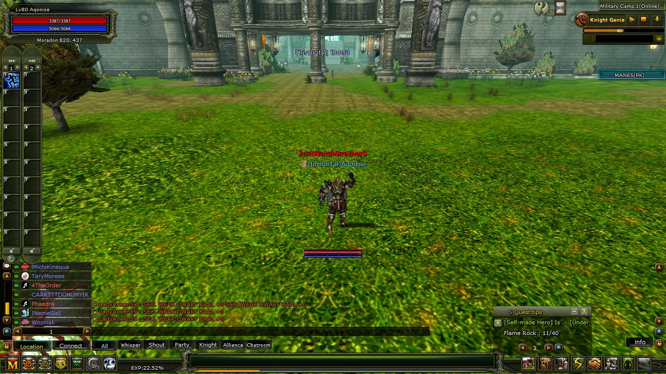 80 level itemsiz karus rogue satılır 80 açık questler duruyor