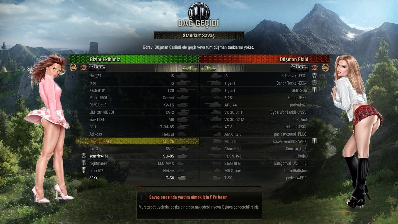 Battleloading Mod