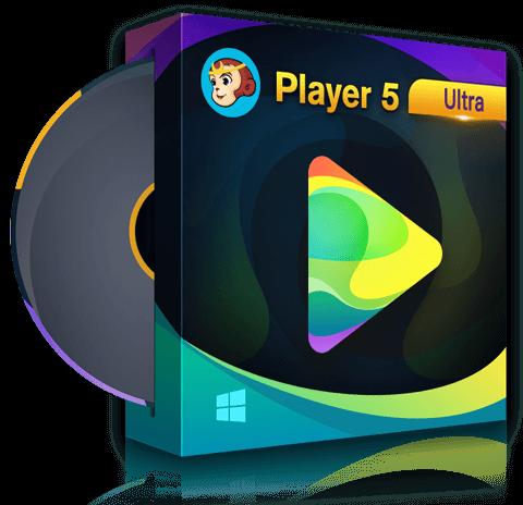 DVDFab Player Ultra 5.0.1.5 | Katılımsız