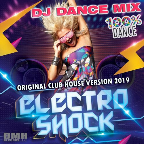 DJ Dance Mix (Electro Shock) 2019 Mp3 full albüm indir