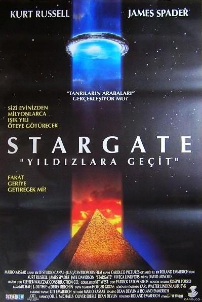 Stargate - Stargate (1994) - türkçe dublaj film indir