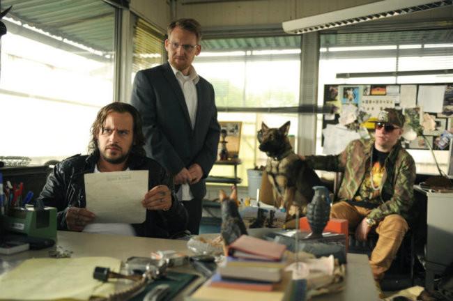 Uğursuz Gün – Nicht mein Tag 2014 Türkçe Dublaj Film İndir