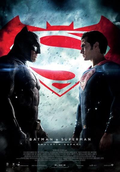 Batman v Superman: Adaletin Şafağı 2016 ( BRRip XviD ) Türkçe Dublaj - Tek Link