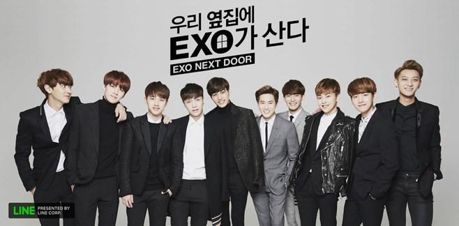Exo Next Door 11.Bölüm İzle