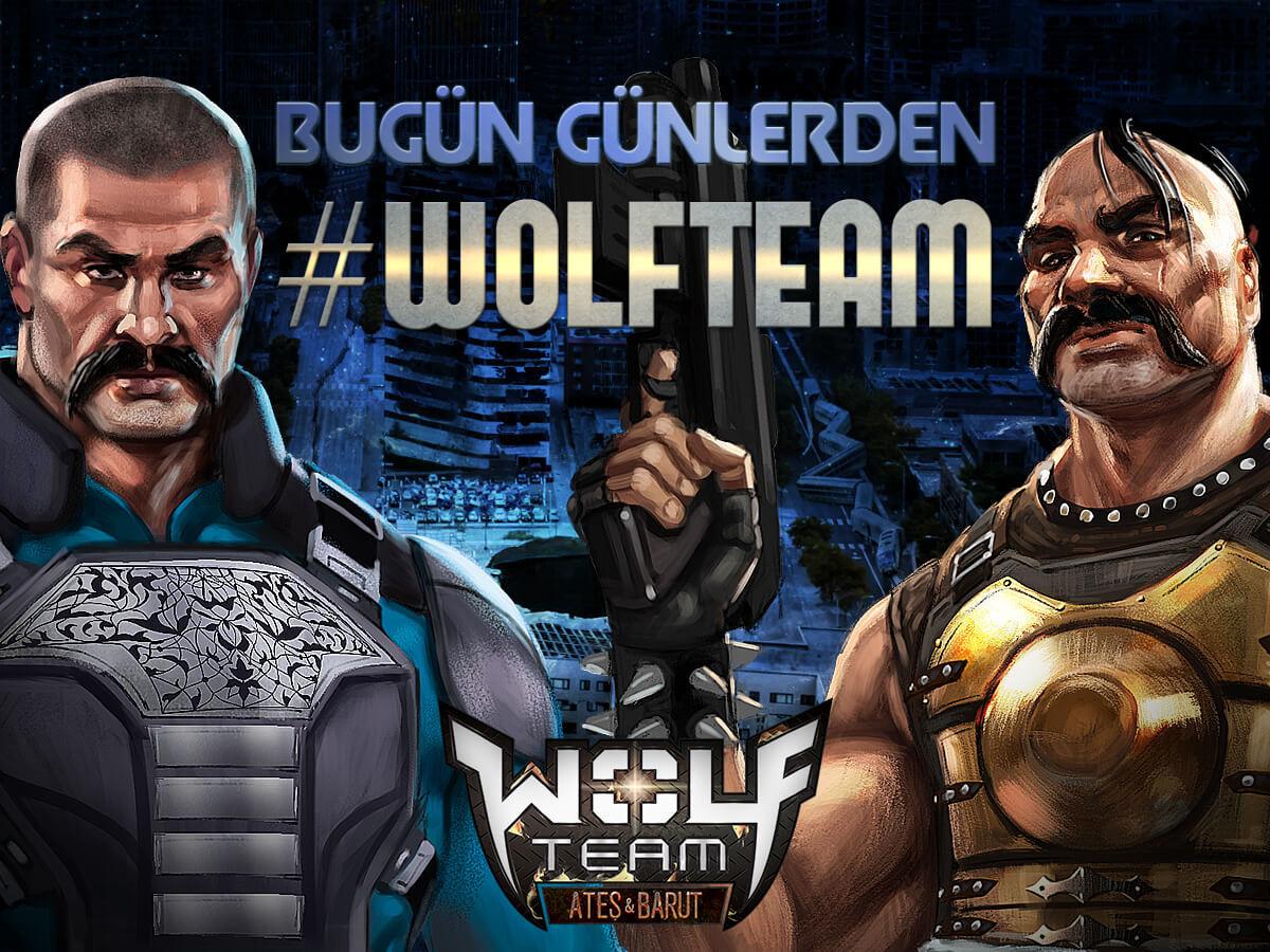 Gün Wolfteam Günü!
