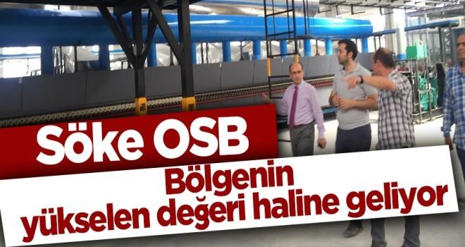 Söke OSB, bölgenin yükselen değeri