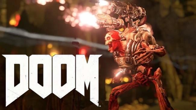Doom2016 Sistem Gereksinimleri