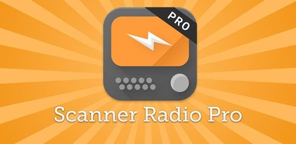 Scanner Radio Pro 6.4