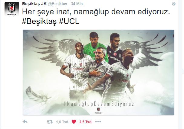 2016 11 23 21 21 26 (5) Beşiktaş Jk (@besiktas) Twitter