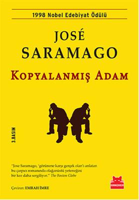 Jose Saramago Kopyalanmış Adam Pdf