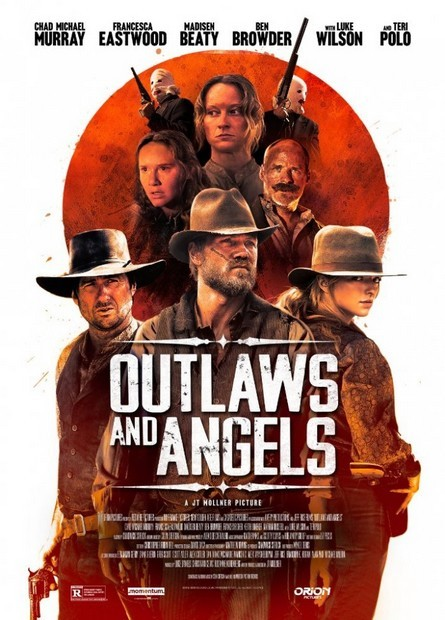 Haydutlar Ve Melekler | Outlaws And Angels | 2016 | BRRip XviD | Türkçe Dublaj