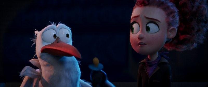 Leylekler - Storks 2016 BRRip XViD Türkçe Dublaj - Tek Link Film indir