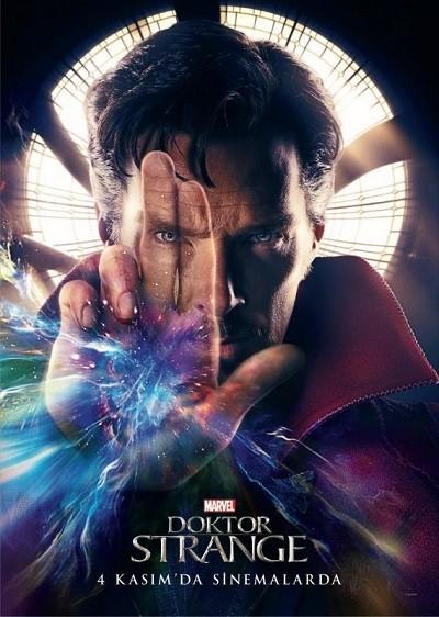 Doctor Strange 2016 (m1080p HDRip XviD) Türkçe Dublaj – indir