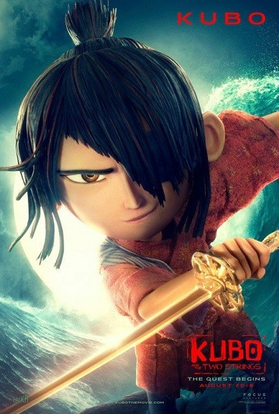 Kubo ve Sihirli Telleri | Kubo and the Two Strings 2016 | BRRip XviD | Türkçe Dublaj