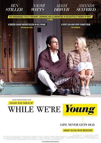 Ah Gençlik - While We're Young 2014 BRRip XviD Türkçe Dublaj - Tek Link