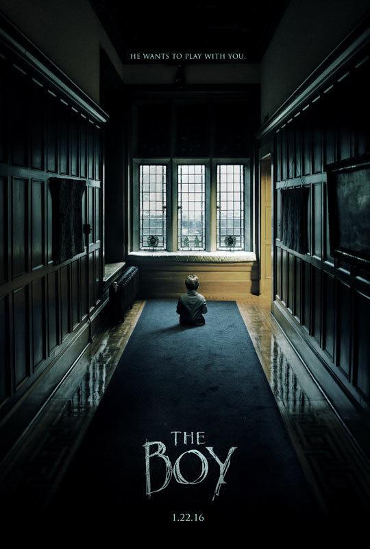 The Boy (2016) - HDRip Xvid Türkçe Altyazılı indir