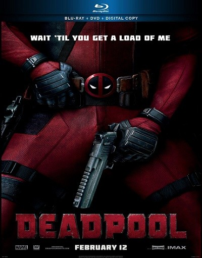 Deadpool 2016 ( BluRay 720p ) DuaL TR-ENG - Tek Link