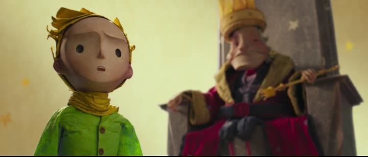 Küçük Prens - The Little Prince | 2015 | m720p Mkv | DUAL TR-EN