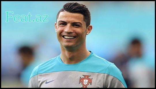 Ronaldo yənə birincidir..