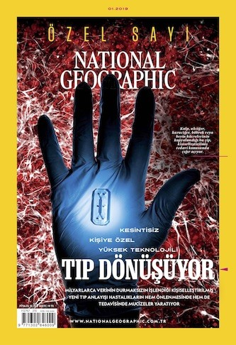 National Geographic Ocak 2019