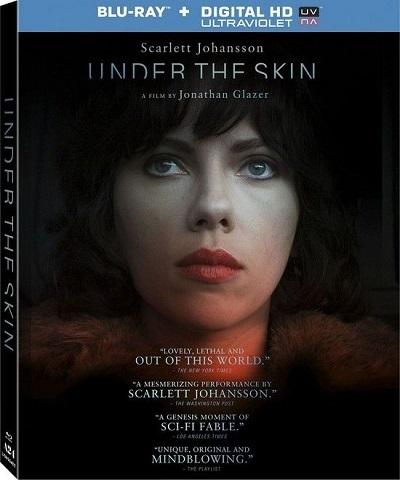 Derinin Altında - Under the Skin 2013 720p Bluray x264 Türkçe Dublaj - Tek Link