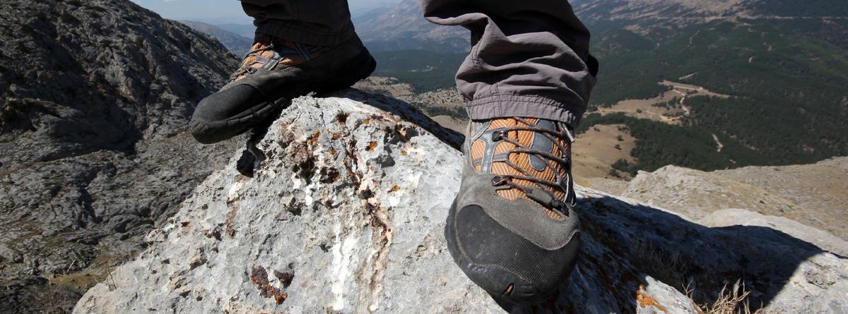 outdoor ayakkabılarda uyum