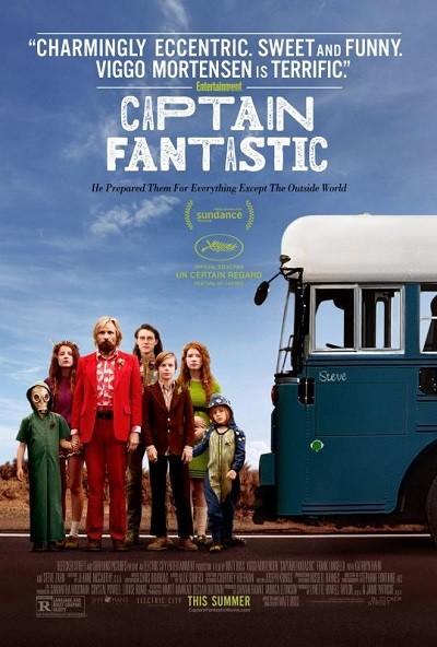 Kaptan Fantastik – Captain Fantastic 2016 BRRip XViD Türkçe Dublaj – Film indir