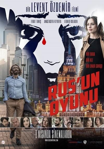 Rus'un Oyunu 2016 (Yerli Film) HDTV 1080p – indir