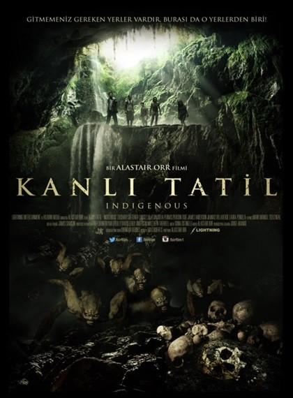 Kanlı Tatil – Indigenous 2014 WEB-DL XviD Türkçe Dublaj – Film indir