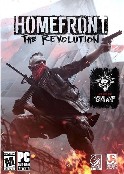 Homefront The Revolution - PLAZA